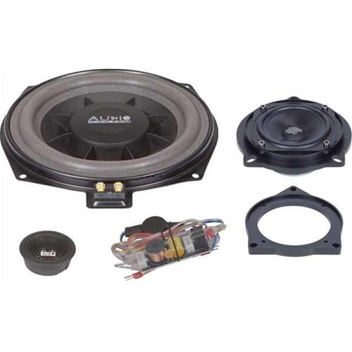 kit audio system x200bmw plus x ion 200 plus per bmw a 3. Black Bedroom Furniture Sets. Home Design Ideas