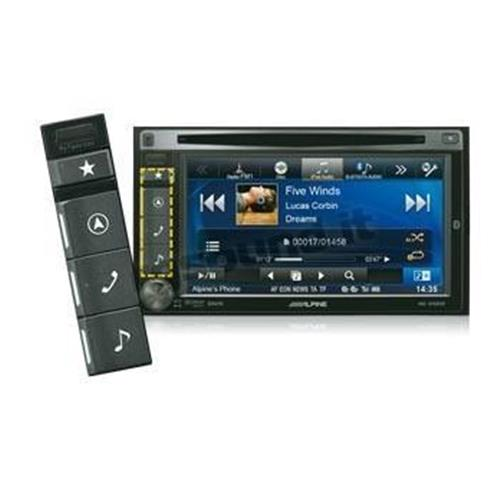 autoradio alpine ine w920r 2 din alpine italia ufficiale inew920r navigazione ebay. Black Bedroom Furniture Sets. Home Design Ideas