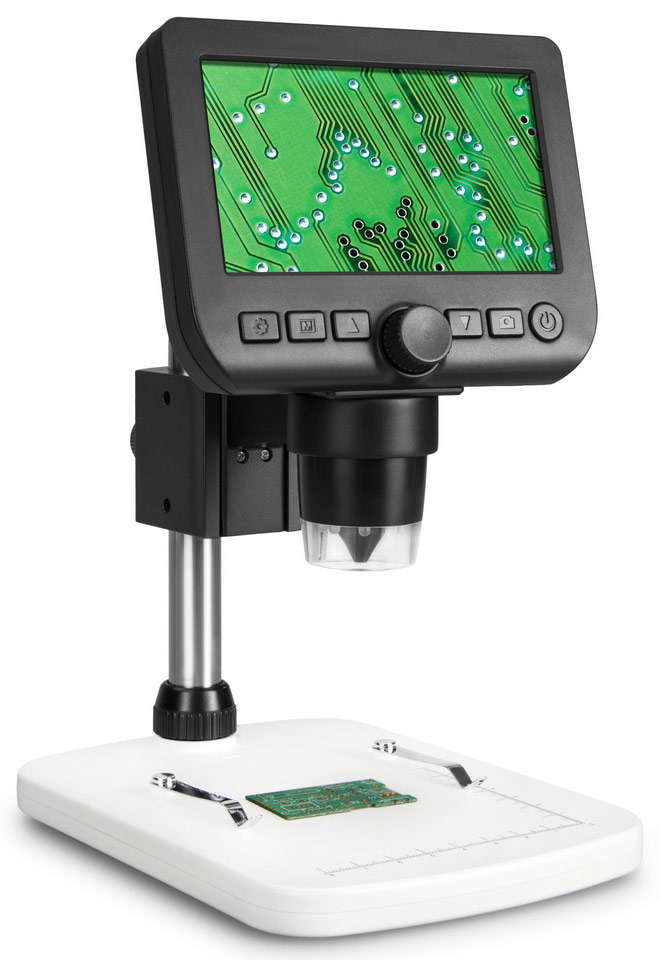 Microscopio digitale Levenhuk DTX 90