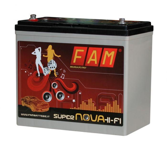 Batterie Hifi ed SPL