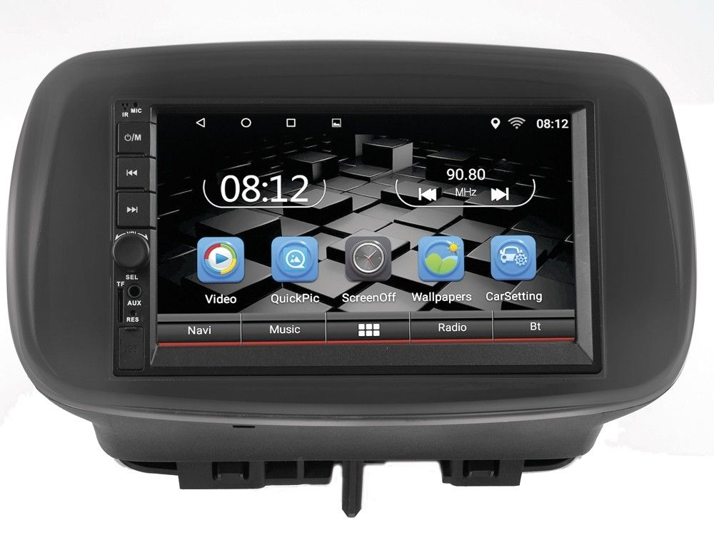Autoradio Custom fit specifiche
