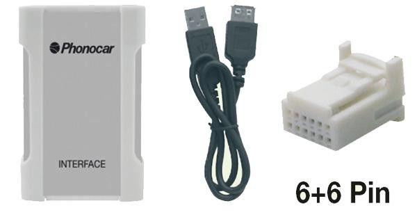 Interfacce iPhone iPod USB SD