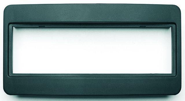 Mascherina 1 DIN per Toyota Avensis Verso-Celica-Corolla-Rav4-MR2 colore nero