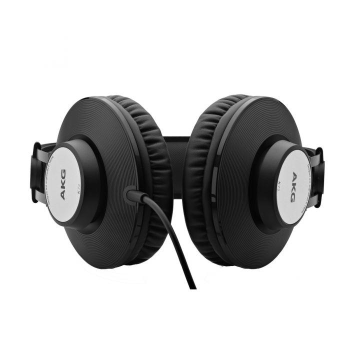 AKG K72 CUFFIA MONITOR OVER EAR CHIUSA NERA