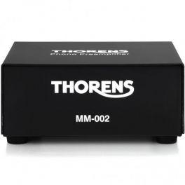 THORENS MM002 BLACK Preamplificatore equalizzatore RIIA per testine MM