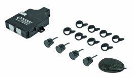 Phonocar 06930 Kit Sensori di parcheggio digitali post. con autoblanking foro installazione 19,5 mm