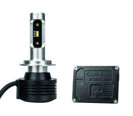 Phonocar 07424 kit luci Led H8, H9, H11 Master Plus 07524 e interfaccia Can Bus
