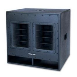 Master Audio SUB018 Subwoofer amplificato Woofer 460 mm 750W RMS