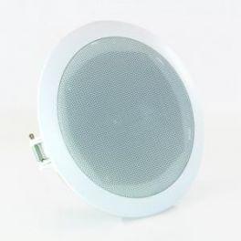 Master Audio S165NW Diffusore 100 V in ABS da soffitto ad incasso 165mm