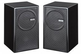 Indiana Line ZERO Nero (Coppia) Diffusori acustici bass-reflex 2 vie 4-8 ohm (High Gloss Nero)