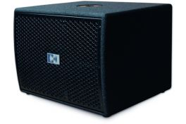 Montarbo EARTH112 Subwoofer Amplificato 1000W, SPL 129dB Compatto e potente