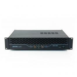Master Audio MPA600 Amplificatore professionale 2 canali 250W RMS