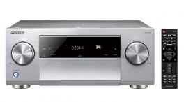 Pioneer SC-LX701 -S Amplificatore multicanale da 9.2 Upscaling/Pass Through UltraHD 4K, Dolby Atmos, DTS:X