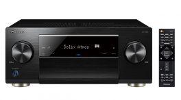 Pioneer SC-LX501-B Amplificatore Ricevitore multicanale da 7.2  Upscaling/Pass Through UltraHD 4K, Dolby Atmos, DTS:X