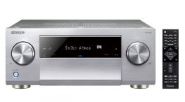 Pioneer SC-LX501-S Amplificatore Ricevitore multicanale da 7.2  Upscaling/Pass Through UltraHD 4K, Dolby Atmos, DTS:X