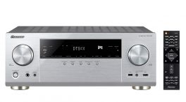 Pioneer VSX-1131-S Sintoamplificatore a 7.2 canali con 7x160 Watt, streaming, Ultra HD 4K, Wi-Fi e Bluetooth PIONEER ITALIA