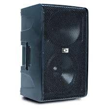 MONTARBO V10A Cassa Attiva da 400W, bass-reflex a 2 vie, woofer da 1, amplificatore in classe AB