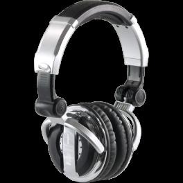 PRO AUDIO HP 507 CUFFIA DINAMICA CHIUSA PER DJ PADIGLIONI REGOLABILI