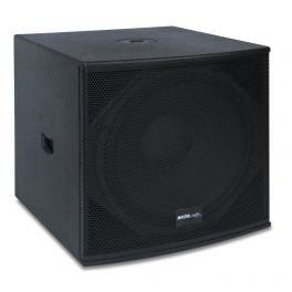 "Master Audio MAT18SUB Subwoofer amplificato 18"" (457 mm) 8 ohm 500W RMS"