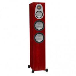 Monitor Audio SILVER 300 6G diffusori da pavimento a 3 vie reflex posteriore 200watt coppia-ROSENUT