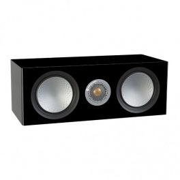Monitor Audio SILVER C150 6G diffusore per canale centrale in cassa chiusa a 2 1/2 vie 150 watt-NERO LUCIDO
