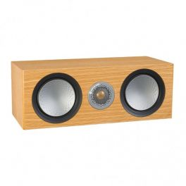 Monitor Audio SILVER C150 6G diffusore per canale centrale in cassa chiusa a 2 1/2 vie 150 watt- NATURAL OAK
