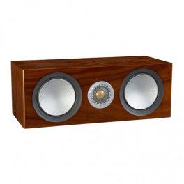 Monitor Audio SILVER C150 6G diffusore per canale centrale in cassa chiusa a 2 1/2 vie 150 watt-NOCE