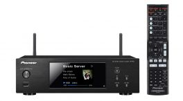 "Pioneer N-P01-K Sistema Pure Compact Display LCD 3,5"" Wi-Fi e Bluetooth integrato con Apt X Airplay Ingresso USB PIONEER ITALIA"