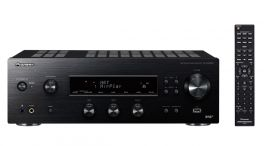Pioneer SX-N30DAB -K Amplificatore 2 canali 85W+85W Airplay Bluetooth Wifi Radio AM/FM con DAB/DAB+ PIONEER ITALIA