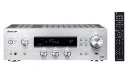 Pioneer SX-N30DAB -S Amplificatore 2 canali 85W+85W Airplay Bluetooth Wifi Radio AM/FM con DAB/DAB+ PIONEER ITALIA