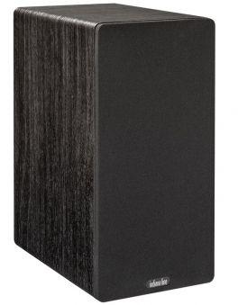 INDIANA LINE TESI 261 N diffusori da scafale vinile rovere nero  (COPPIA)