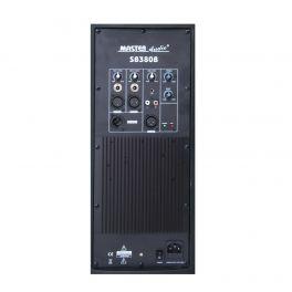 Master Audio SPB38 Modulo BI-AMPLIFICATO 300W RMS