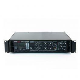 Amplificatore filodiffusione 6 ZONE 100V / 8 ohm Master Audio MV6300CR + lettore MP3 e radio FM