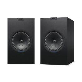 KEF Q350 Diffusori da scaffale High End NERO Black Ash Vinyl 120W (COPPIA)