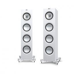 KEF Q750 Diffusori da pavimento High End BIANCO White Vinyl 150W (COPPIA)