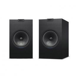 KEF Q150 Diffusori da scaffale High End NERO Black Ash Vinyl 100W (COPPIA)