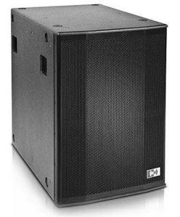 MONTARBO RAB1815 Subwoofer PalcoPlus a 30 Hz 1600 Watt 4 Ohm