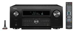 Denon AVC-X8500H Amplificatore AV 13.2 Canali (150W X 13) 4K Ultra HD Colore nero