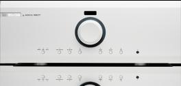 Musical Fidelity M6si500 SILVER Amplificatore integrato. Potenza 2x500W su 8ohm. Costruzione Dual-mono. 4 ingressi linea RCA. Ingresso XLR