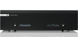 Musical Fidelity M6s Prx BLACK Finale di potenza stereo high end. Potenza 2x230W su 8 ohm. Costruzione Dual-Mono. 2 ingressi, 1 bilanciato XLR e 1 RCA