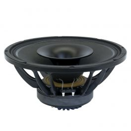 "Master Audio CSX15 subwoofer 15"" coassiale 394 mm  400W RMS con tromba integrata"
