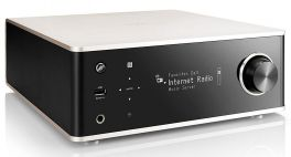 DENON DRA-100 Sintoamplificatore network audio ultra compatto, 70 + 70W