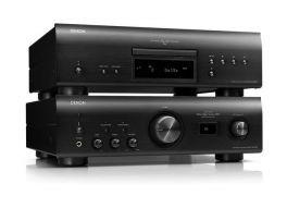 DENON PMA-1600NE + DCD-1600NE Amplificatore integrato + Lettore CD, NERO