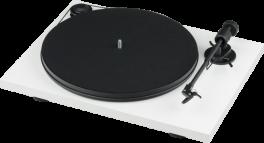 PRO-JECT Primary E Giradischi Plug & Play Audiophile BIANCO