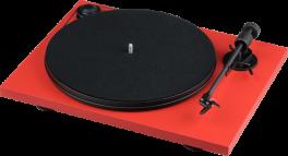 PRO-JECT Primary E Giradischi Plug & Play Audiophile ROSSO