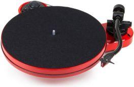 PRO-JECT RPM-1 CARBON 2M-RED giradischi braccio a S da 8,6'', testina 2MRED, ROSSO