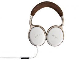 DENON AH-D1200 Cuffie stereo On-Ear da esterno, BIANCO