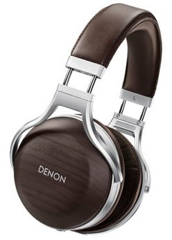 DENON AH-D5200 Cuffia stereo over-ear Hi-End
