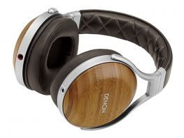 DENON AH-D9200EM Cuffia stereo over-ear Hi-End Bamboo