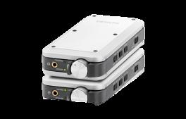 DENON DA-10 Amplificatore per cuffia portatile a batteria/Convertitore D/A
